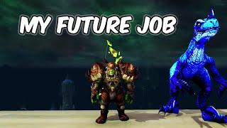 My Future Job - Beast Mastery Hunter PvP - WoW BFA 8.1.5
