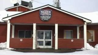 Hotell Silverhatten, Arjeplog, Sweden winter promo