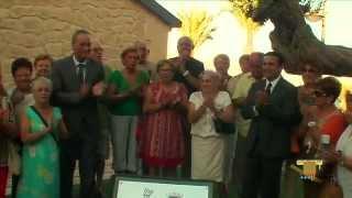 """17/09/14 - El President de la Generalitat inaugura el centro de la Tercera Edad """"La Casilla"""""""