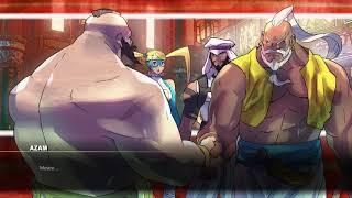 Street Fighter V - Zangiel - História Individual