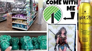 DOLLAR TREE* COME WITH ME / NEW FINDS