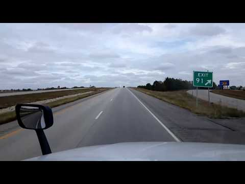 BigRigTravels LIVE! Alexander to Bolingbrook, Illinois Interstates 72 & 55-Oct. 5, 2017