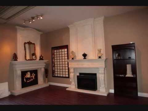 manteau de foyer de architectural impact youtube. Black Bedroom Furniture Sets. Home Design Ideas