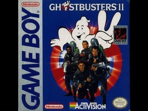 Game Boy Ghostbusters 2 Video Walkthrough