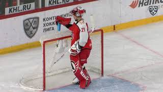 Setdikov takes feed from Darzins, scores against his ex