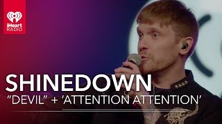 """How Does Shinedown """"Devil"""" Start Story To 'Attention Attention'? 
