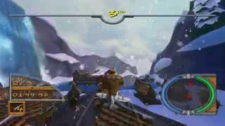 Dolphin Emulator 4.0.2 | Freaky Flyers [1080p HD] | Nintendo GameCube