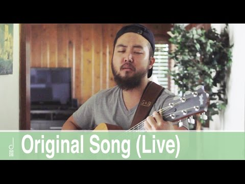 David Choi - Heaven's Ease (Original) - Live