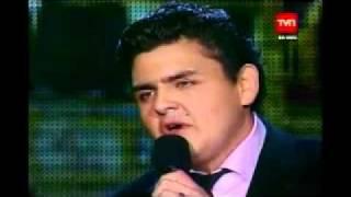Sergio Jarlaz canta Carusso Factor X Chile
