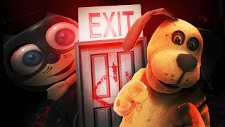 HACKING THE FINAL DUCK SEASON EXIT!!?! - Duck Season (VR HTC VIVE)