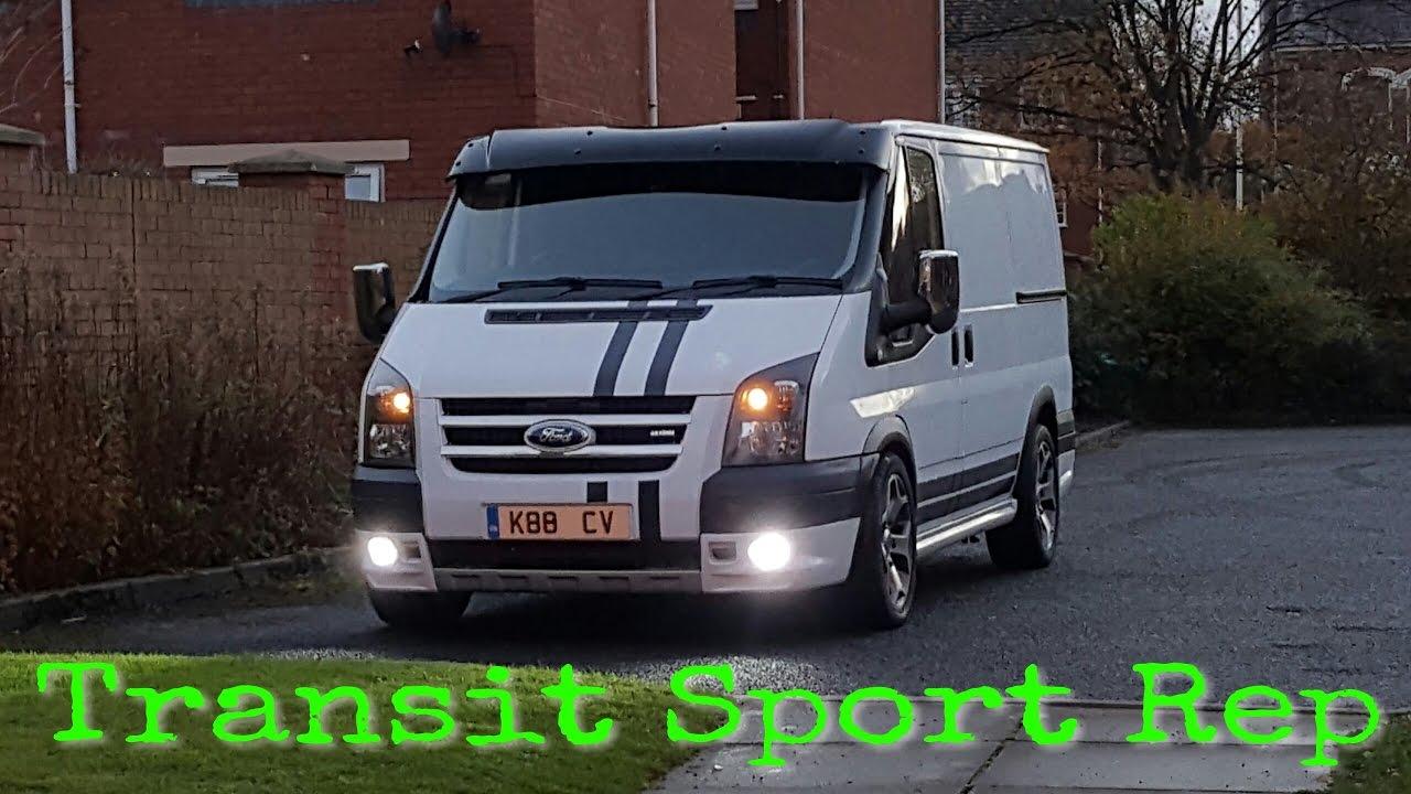 Transit Sport Van Replica UK