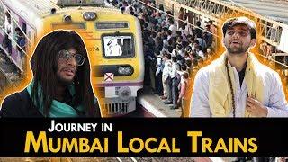 Journey in Mumbai Local Trains | Funcho