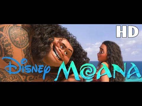 Moana Cancion MAUI de nada en español latino  DISNEY VIDEO 1080p HD