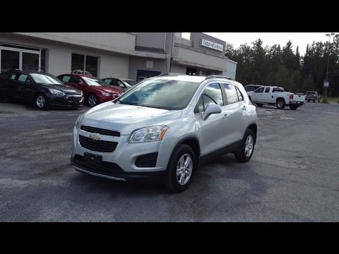 2014 Chevrolet Trax LT AWD Start Up, Engine, and Depth Tour