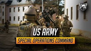 Us Army Special Operations Command || 75th Rangers | Green Berets | Delta Force