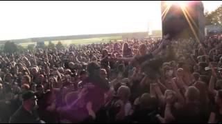 LETZTE INSTANZ Ganz Egal LIVE 2014 Fanedition