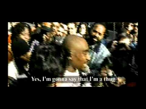 2Pac-Ballad Of A Dead Soulja (Official Music Video)