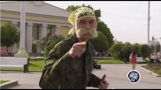Вечерний Ургант. Уроки самообороны от Бориса Тигра (05.06.2015)