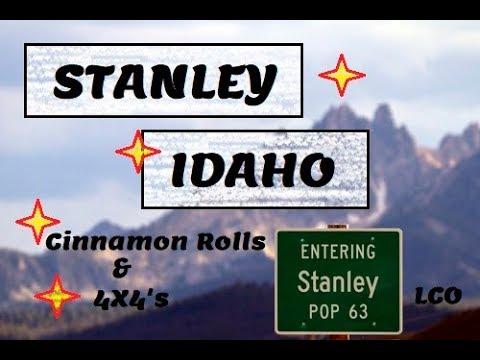 Overlanding Stanley Idaho