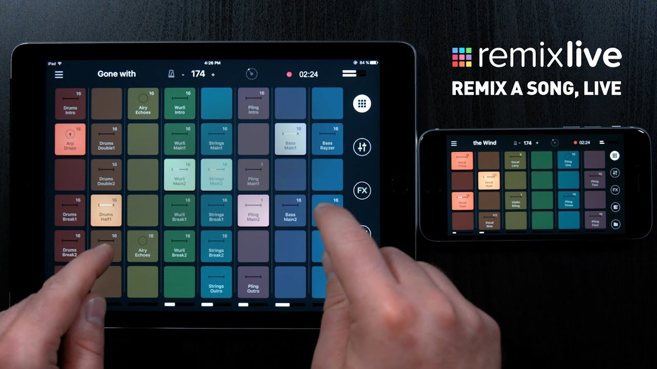 Download Mixvibes Remixlive for Windows