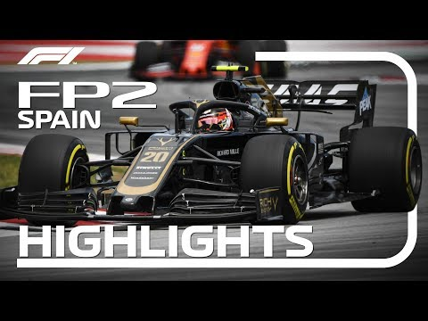 2019 Spanish Grand Prix: FP2 Highlights