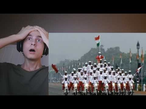 68th Republic Day Parade 2017 Hell March Indian Army vs China vs Russia Reaction