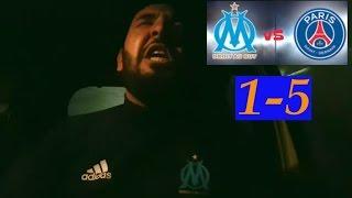 OM VS PSG 1-5 LE DEBRIEF (C'EST UN SCANDAL)