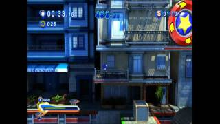 Sonic Generations PC - Gameplay Part 14 City Escape Challenges Modern