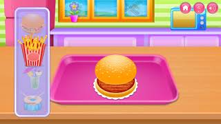 Play Fun Cooking Tasty Burger | Games for Kids
