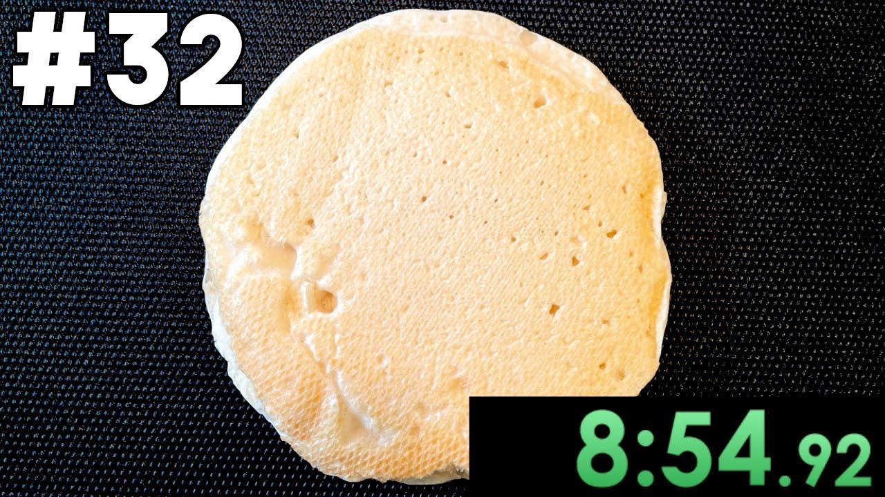 The Speedrun To Cook 100 Pancakes