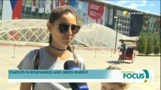 STARTUPS IN RENEWABLES AND GREEN ENERGY