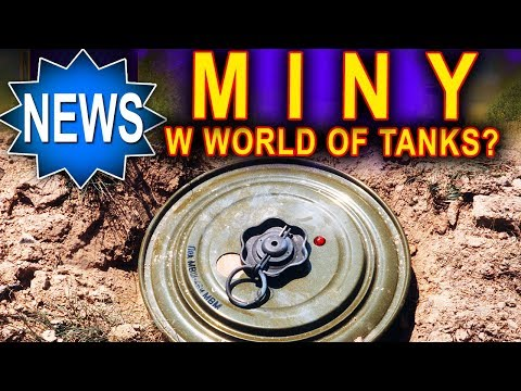 Miny w World of Tanks? Czy to jest możliwe? thumbnail