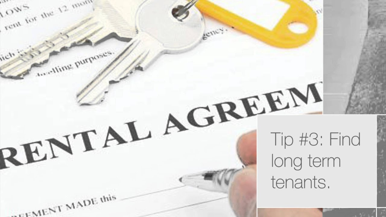 5 Ways Tenants Help Paying the Mortgage
