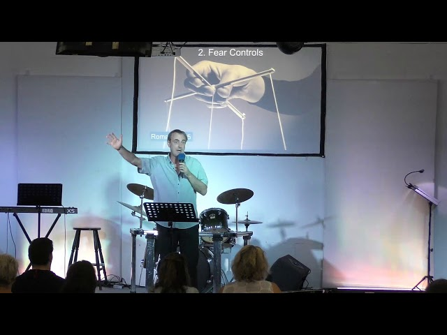 Ps Darin Browne - A Climate of Fear with the Corona Virus