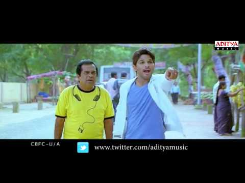 Julayi Movie Dialogues Trailer