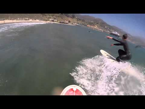 California Soul...Surfing.  -Malibu Style