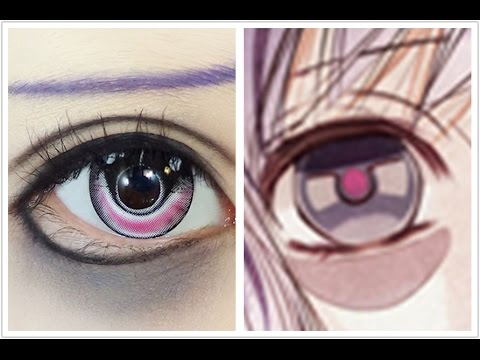 Tutorial Anime Eye Makeup 73 Cosplay Video Fanpop