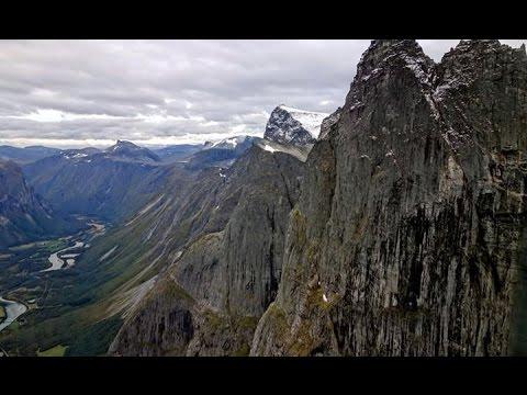 Soaring Stunning Romsdal