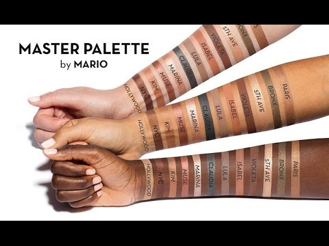 sbr review master palette