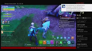 Giving away 82 and 106 weapons [Fortnite save the world]