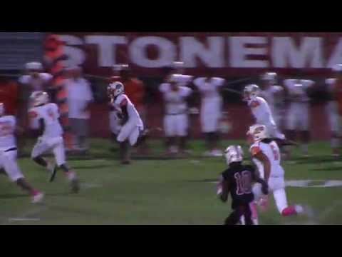 INSTANT REPLAY - Bengals DB Bryand Rincher BIG PIC And Return! HSPN SPORTS