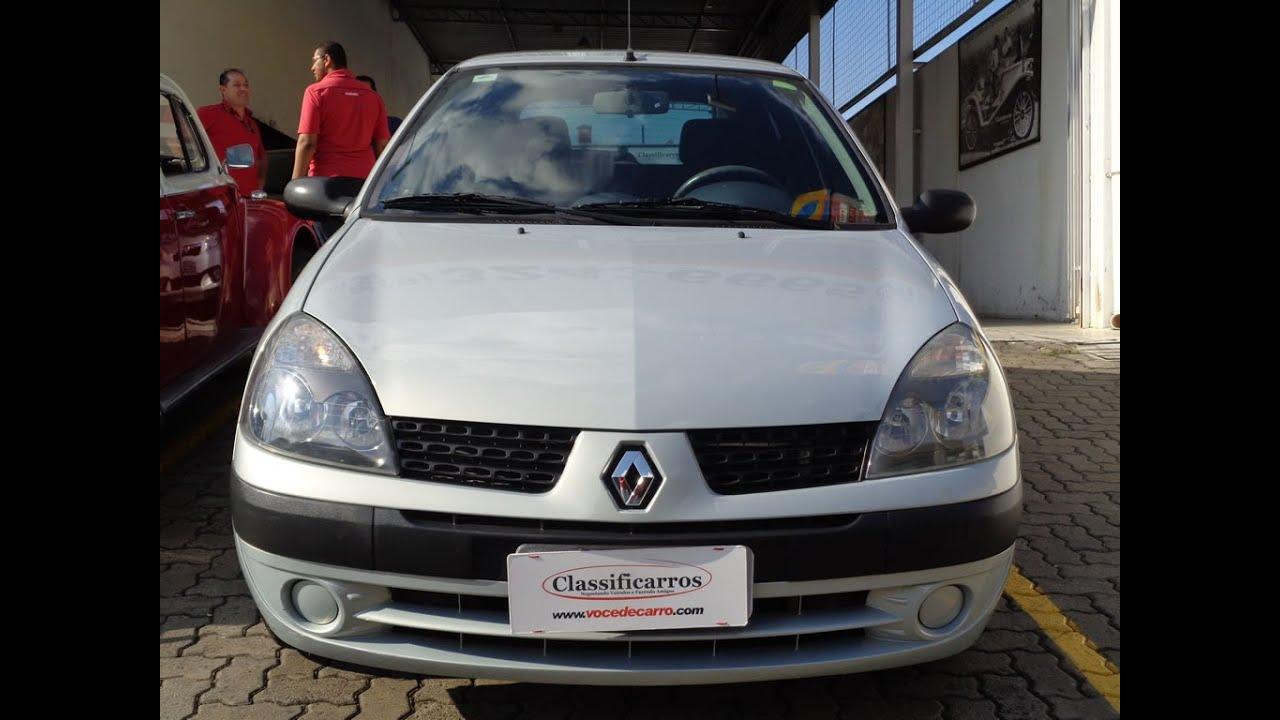 Renault Clio Expression 1 0 16v 2004