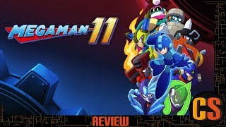 MEGA MAN 11 - REVIEW