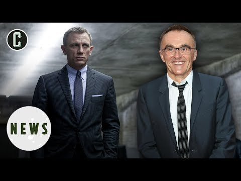 Bond 25 Filming Date Revealed; Danny Boyle ly Directing