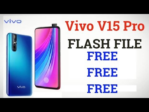 Vivo V15 Pro|Vivo 1818|Vivo pd1832f|flash file|flash tool