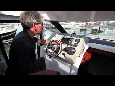Motor Boats Monthly Boat test video: Jeanneau NC9