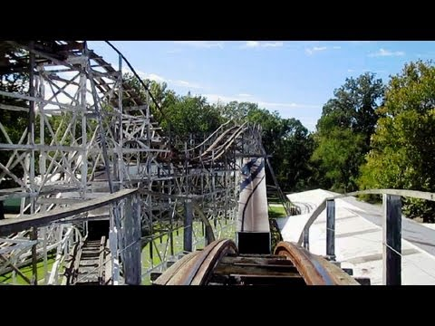 Big Dipper Front Seat On-ride HD POV Camden Park