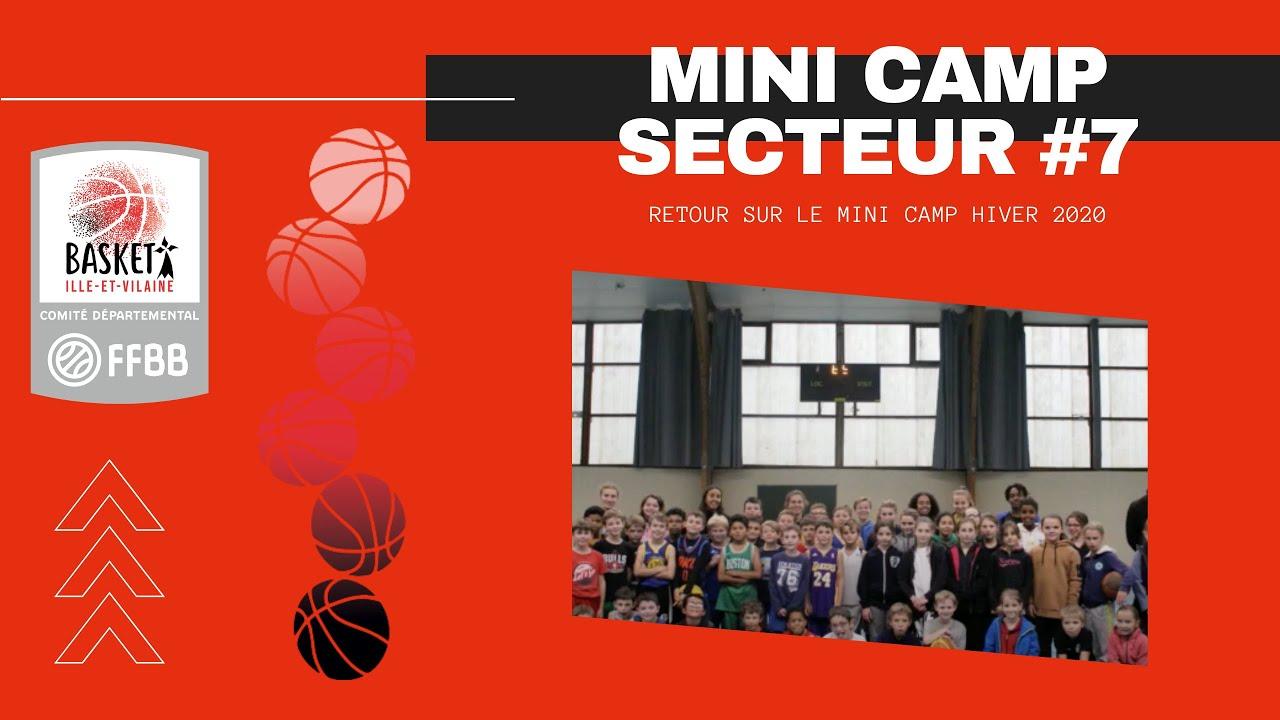 🏀 MINI CAMP #SECTUR7 #HIVER2020