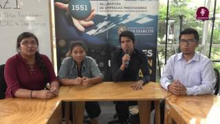 Tema: Sanmarquinos representarán al Perú en Hult Prize