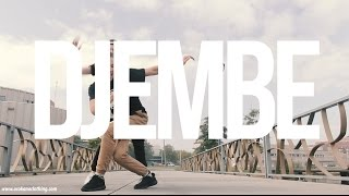 Bokoesam - Djembé // Leslie & Lars Orokana Clothing Freestyle
